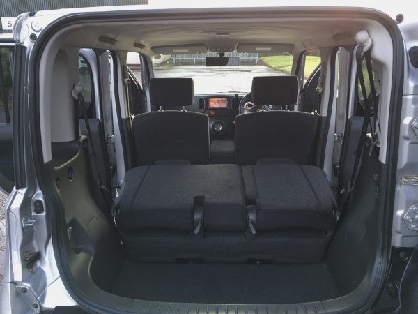 2009 Fresh Import Nissan Cube 1.5 Z12 V Selection Extronix  For Sale (picture 3 of 6)