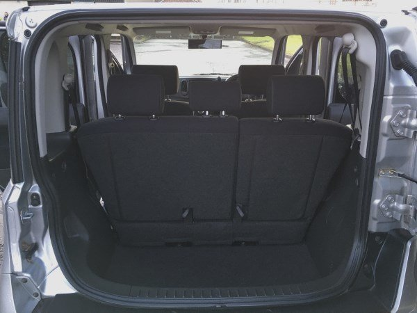 2009 Fresh Import Nissan Cube 1.5 Z12 V Selection Extronix  For Sale (picture 4 of 6)