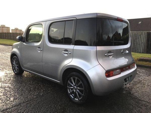2009 Fresh Import Nissan Cube 1.5 Z12 V Selection Extronix  For Sale (picture 5 of 6)
