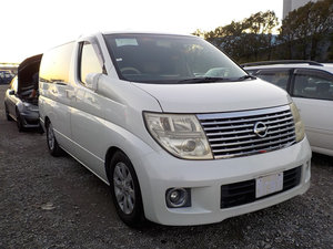 2005 NISSAN ELGRAND 3.5 XL 7 SEATS FULL LEATHER * TOP OF THE RANG