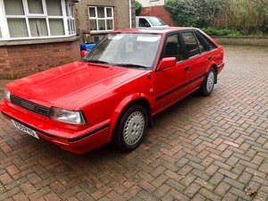 1989 Nissan Bluebird 1.8 ZX Turbo Factory Original For Sale