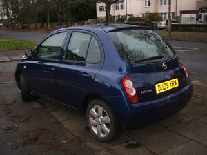 2005 MICRA For Sale