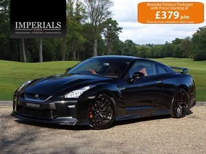 2016 Nissan  GT-R  PRESTIGE COUPE 2017 FACELIFT AUTO  56,948 For Sale