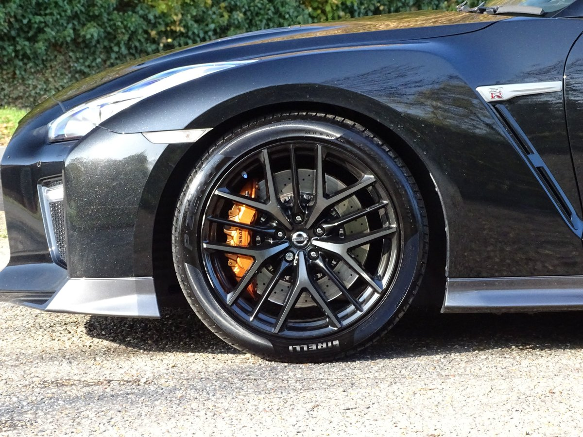 2016 Nissan  GT-R  PRESTIGE COUPE 2017 FACELIFT AUTO  56,948 For Sale (picture 23 of 23)