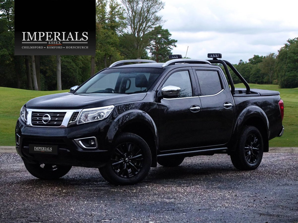 2017 Nissan  NAVARA  DCI TREK 1 EDITION 4X4 SHR DOUBLE CAB VAT Q  For Sale (picture 1 of 17)