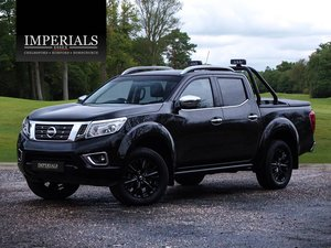 2017 Nissan  NAVARA  DCI TREK 1 EDITION 4X4 SHR DOUBLE CAB VAT Q  For Sale