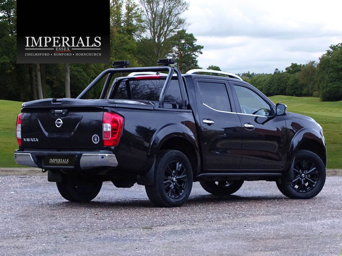 2017 Nissan  NAVARA  DCI TREK 1 EDITION 4X4 SHR DOUBLE CAB VAT Q  For Sale (picture 4 of 17)