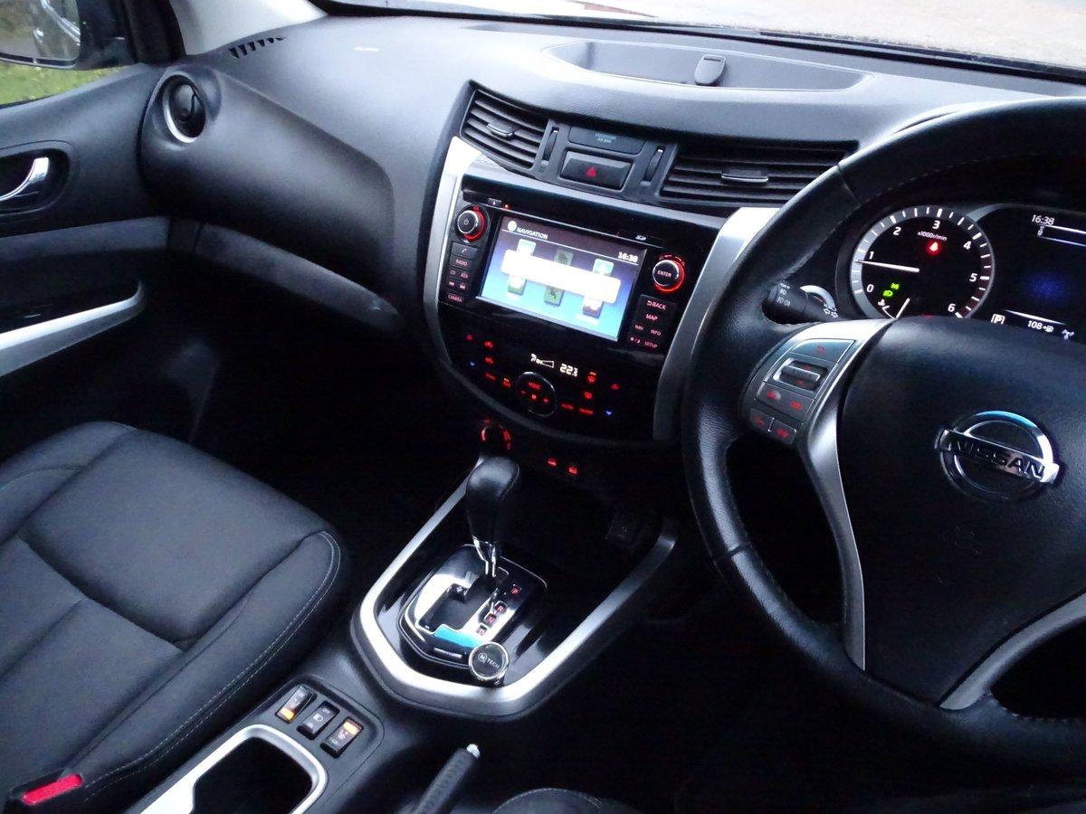 2017 Nissan  NAVARA  DCI TREK 1 EDITION 4X4 SHR DOUBLE CAB VAT Q  For Sale (picture 6 of 17)