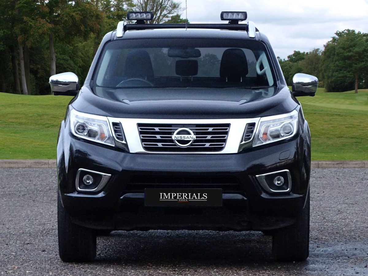 2017 Nissan  NAVARA  DCI TREK 1 EDITION 4X4 SHR DOUBLE CAB VAT Q  For Sale (picture 8 of 17)