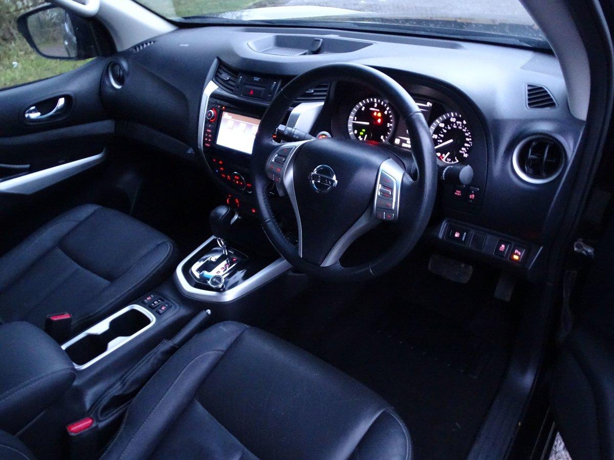 2017 Nissan  NAVARA  DCI TREK 1 EDITION 4X4 SHR DOUBLE CAB VAT Q  For Sale (picture 10 of 17)