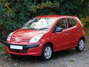 2011 Nissan Pixo Visia.. Only 6,400 Genuine Miles.. FSH.. Superb