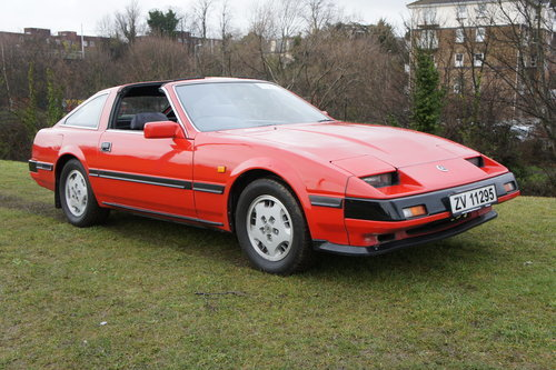 1986 Nissan 300ZX Z31  2+2 targa 3.0 V6 Automatic For Sale (picture 1 of 6)