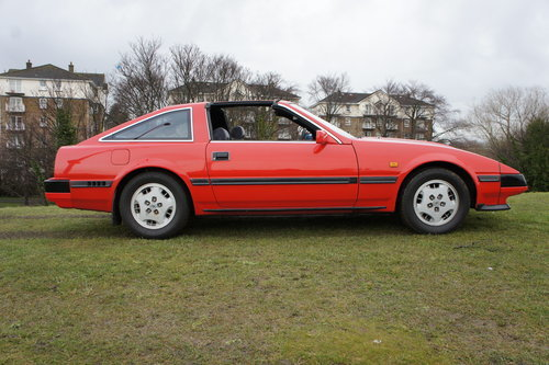 1986 Nissan 300ZX Z31  2+2 targa 3.0 V6 Automatic For Sale (picture 2 of 6)