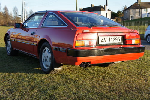 1986 Nissan 300ZX Z31  2+2 targa 3.0 V6 Automatic For Sale (picture 3 of 6)