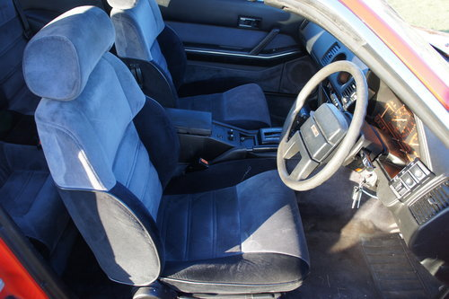 1986 Nissan 300ZX Z31  2+2 targa 3.0 V6 Automatic For Sale (picture 4 of 6)