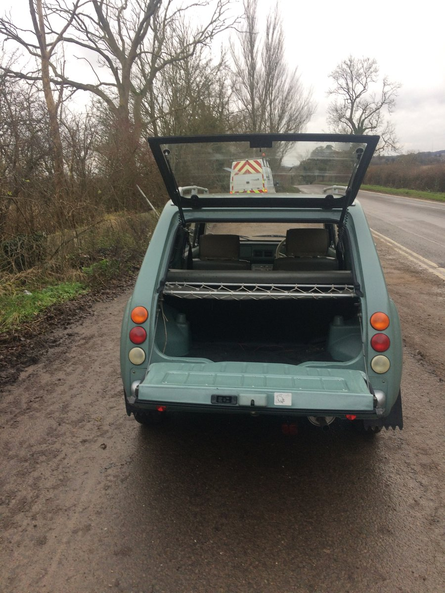 1990 NISSAN PAO 1.0 AUTO LESS THAN 56,000 miles For Sale (picture 6 of 6)