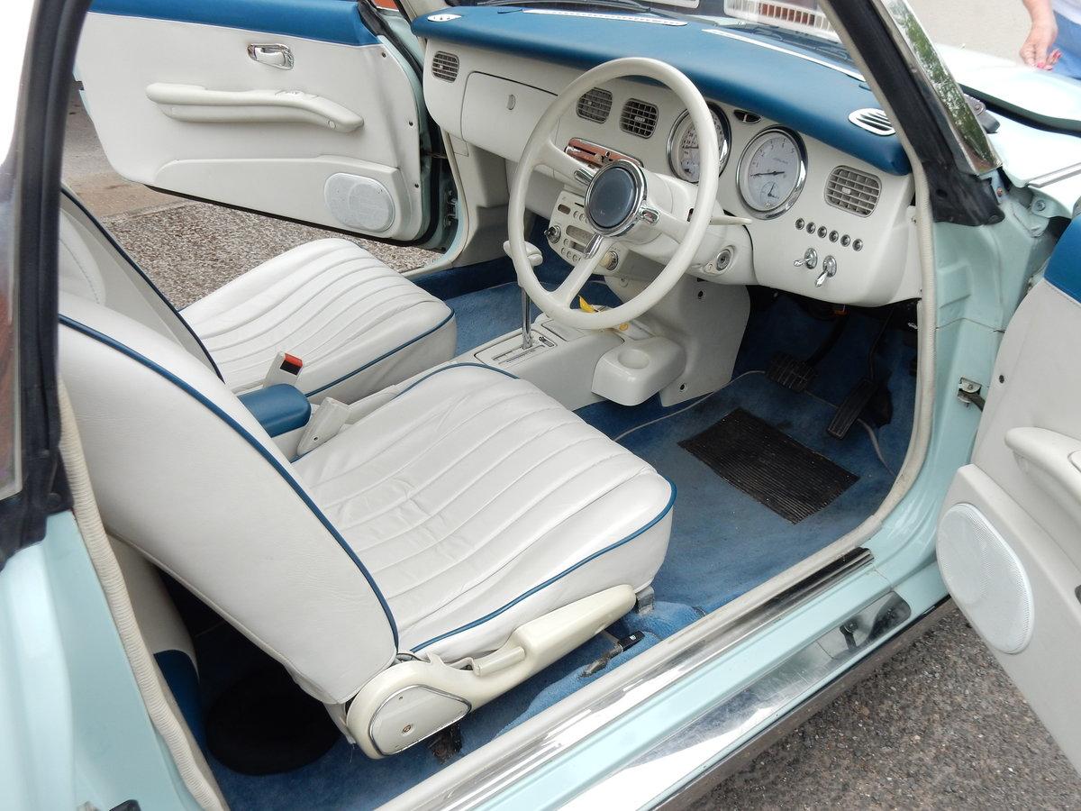1991 Figaro retro fashion car SOLD (picture 1 of 6)