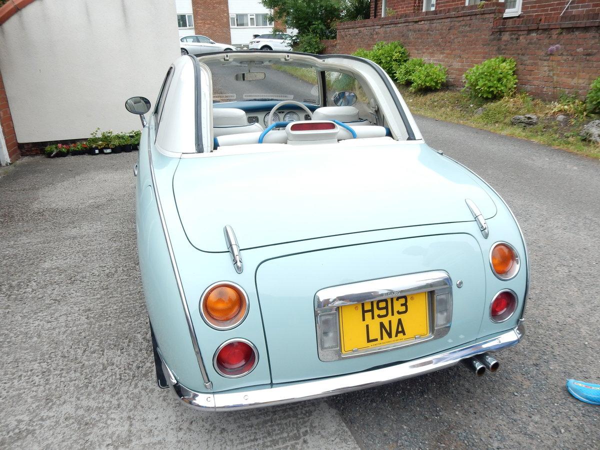 1991 Figaro retro fashion car SOLD (picture 3 of 6)