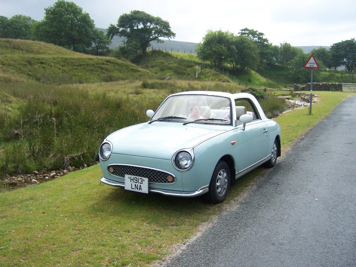1991 Figaro retro fashion car SOLD (picture 5 of 6)