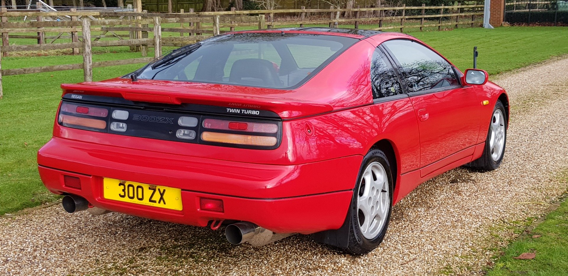 1992 JUST  HAD  £6K  REPAINT  LOVELY  UK  SUPPLIED  TWIN TURBO  For Sale (picture 4 of 6)