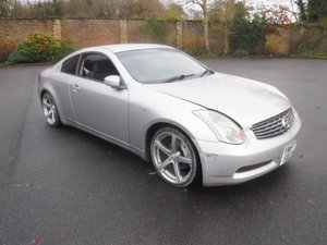 **REMAINS AVAILABLE** 2003 Nissan Skyline For Sale by Auction