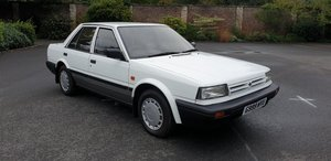 **REMAINS AVAILABLE** 1990 Nissan Bluebird Premium SOLD by Auction