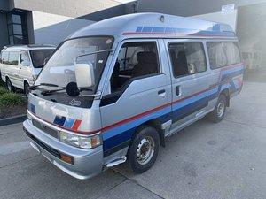 1992 Nissan Caravan 4WD Diesel Van Camper RHD Rare $9.8k