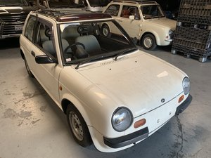 1987 Nissan BE-1 RHD Rare 1 of 10 Made Ivory Manual $9.5k For Sale