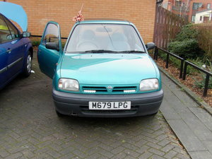 1995 micra low mileage for year