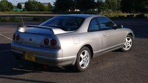 1996 R33 Nissan Skyline GTST