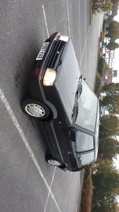 """1992 Nissan Micra 1.0 """"Super"""" in BLACK 1 Family Ow For Sale"""