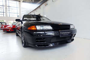1991 One of 100 AUS del. GT-Rs, totally original, service history