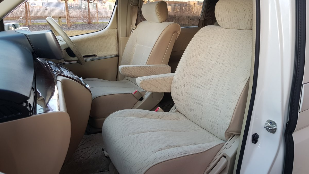 NISSAN ELGRAND 2008 58 PHASE 3 E51 2.5 V 8 SEATER * TOP GRAD For Sale (picture 3 of 6)