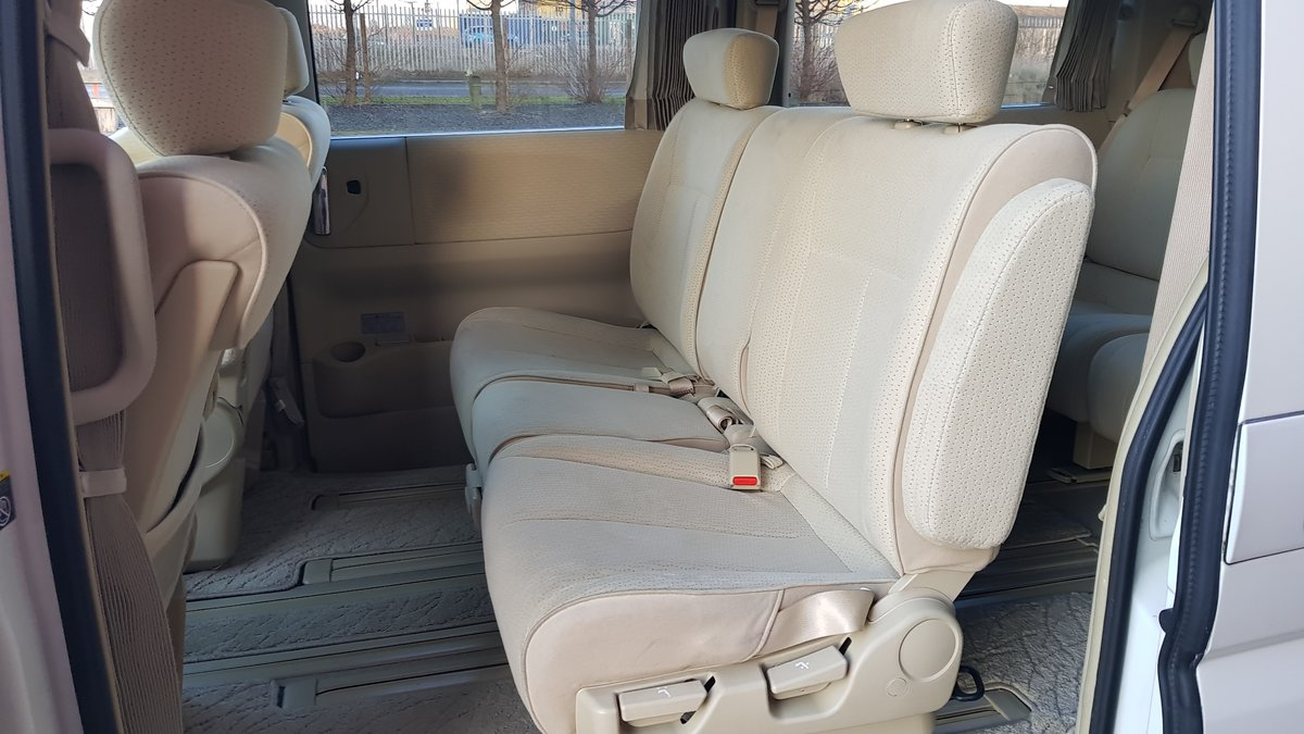 NISSAN ELGRAND 2008 58 PHASE 3 E51 2.5 V 8 SEATER * TOP GRAD For Sale (picture 4 of 6)