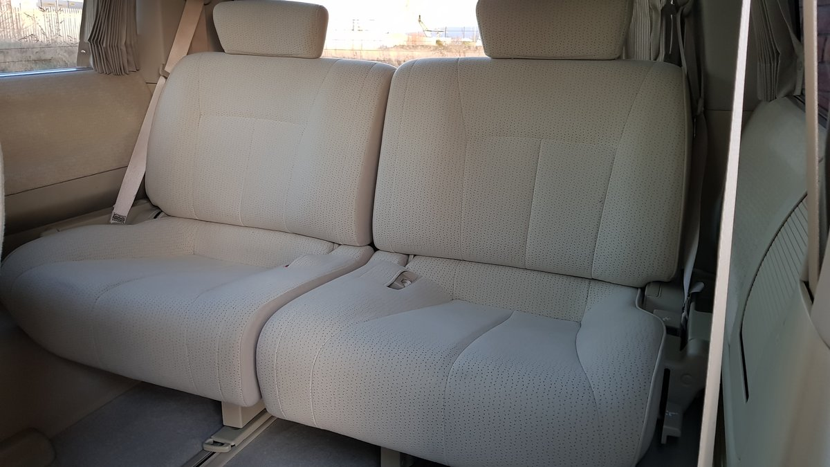 NISSAN ELGRAND 2008 58 PHASE 3 E51 2.5 V 8 SEATER * TOP GRAD For Sale (picture 5 of 6)