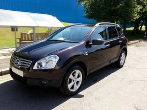 2009 NISSAN QASHQAI+ 2 1.5 DCI N-TEC 7 SEATS TOP OF RANGE FUL MOT For Sale