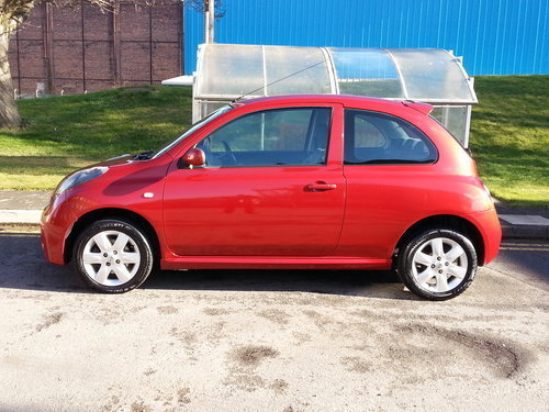 2007 NISSAN MICRA ACTIV 1.2 FULL MOT FULL SERVICE HISTORY For Sale (picture 2 of 5)