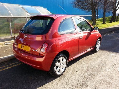 2007 NISSAN MICRA ACTIV 1.2 FULL MOT FULL SERVICE HISTORY For Sale (picture 3 of 5)