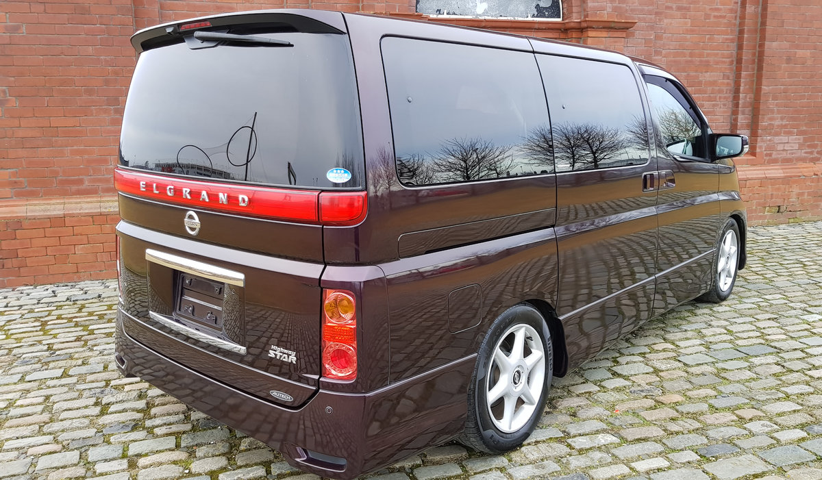 NISSAN ELGRAND 2008 3.5 4X4 AUTOMATIC FACELIFT * 8 SEATER *  SOLD (picture 2 of 6)