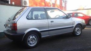 1989 Micra k10 one preveus  owner  31,000 miles