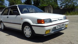 1989 SUNNY 1.8 TWINCAM  ZX HACHBACK