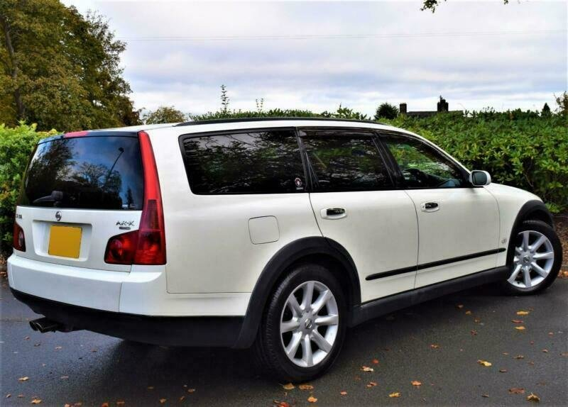 2002 NISSAN STAGEA 2.5 TURBO V6 RB25DET NEO AUTO AR-X FOUR WHEEL  For Sale (picture 2 of 6)