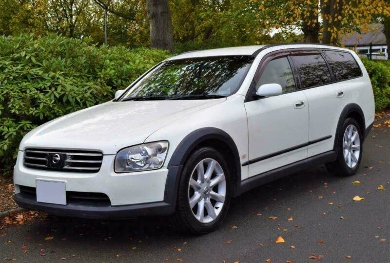 2002 NISSAN STAGEA 2.5 TURBO V6 RB25DET NEO AUTO AR-X FOUR WHEEL  For Sale (picture 3 of 6)