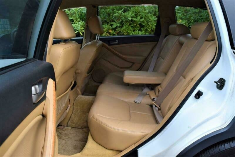 2002 NISSAN STAGEA 2.5 TURBO V6 RB25DET NEO AUTO AR-X FOUR WHEEL  For Sale (picture 5 of 6)