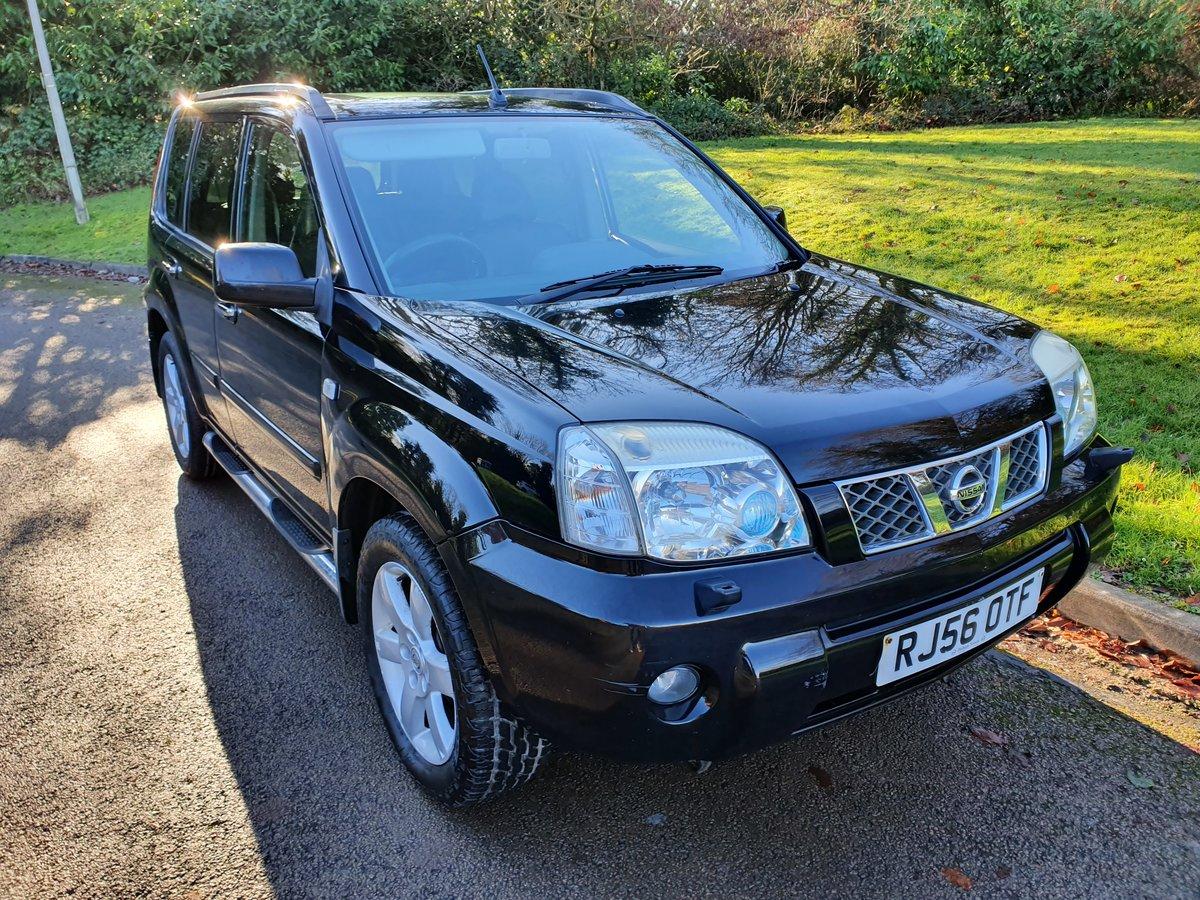 2006 Nissan X-Trail 2.2 DCi.. Aventura.. Top Spec.. FSH ...
