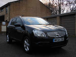 2008 Nissan Qashqai+2 2.0 DCI 6SPD 7Seats PANROOF SOLD