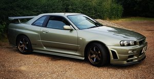 2002 Nissan skyline v spec 2 Nur For Sale