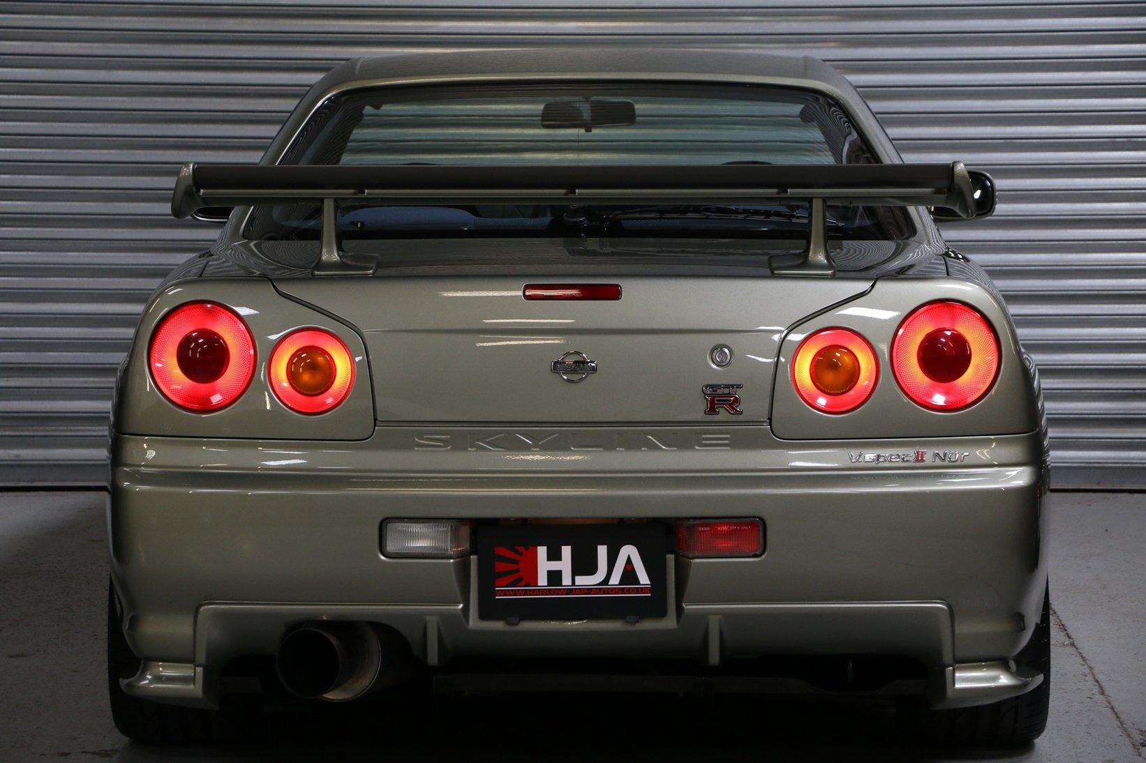 2002 Nissan skyline v spec 2 Nur For Sale (picture 3 of 6)