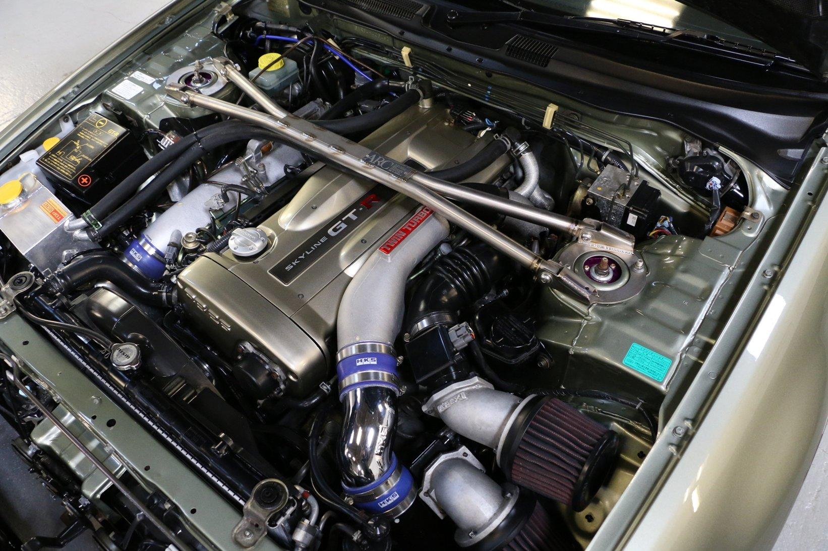2002 Nissan skyline v spec 2 Nur For Sale (picture 4 of 6)