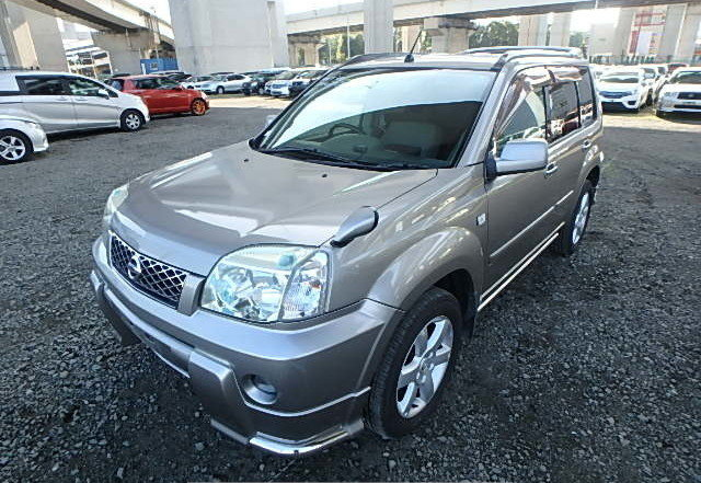 NISSAN X-TRAIL RARE 2007 GT TURBO 4X4 AUTOMATIC * LOW MILEAG SOLD (picture 1 of 6)